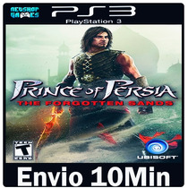 Prince Of Persia The Forgotten Sands [** Ps3 Play3 Psn **]