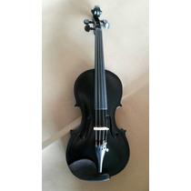 Violino 4/4 Roma Preto Fosco Curitiba