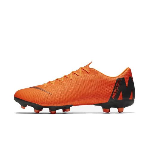 Chuteira Nike Mercurial Vapor 12 Academy Mg Campo Laranja da7408194079e