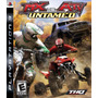 Jogo Ps3 Mx Vs Atv Untamed Original E Lacrado Mídia Física
