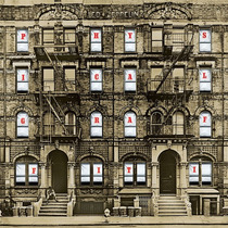 Led Zeppelin-physical Graffiti Cd-novo-lacrado-importado