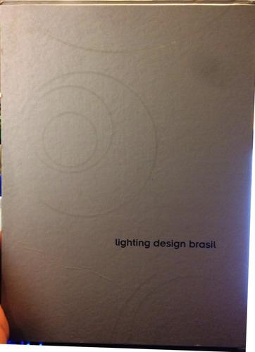 Catalogo Design Iluminação Lighting Design Brasil