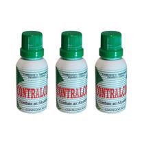 03 Anti Álcool Natural Contralcool 30ml