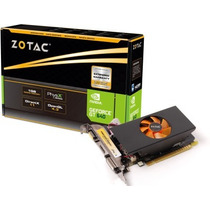 Placa De Vídeo Zotac Gt 640 1gb Ddr5 Directx 11 Geforce