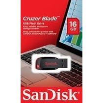 Pendrive Usb 16.0gb Sandisk