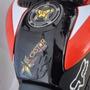 Protetor Tanque Tankpad + Bocal Rockstar Moto Honda Bros 160