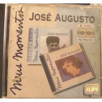 Cd - José Augusto: Meus Momentos Vol 1 E 2