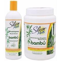 Silicon Mix Bambú Mascara 1700 E Shampoo Frete Grátis