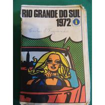 Ipirela Ipiranga Carta Mapa Rodoviário Rio Grande Do Sul