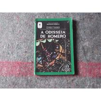 Livro A Odisseia De Homero