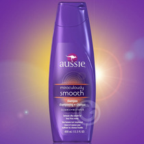 Aussie Miraculously Smooth Shampoo 400ml Original