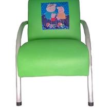 Mini Poltrona Sofazinho,cadeira, Pulff, Sofa Infantil