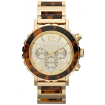 Relógio Michael Kors Tortoise Gold Mk5790