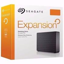 Hd Externo 3tb Seagate Expansion Usb 3.0 - 3 Tera - Lacrado