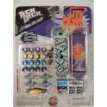 Tech Deck - Skate De Dedo - S U P E R Set Completo (lv 37)