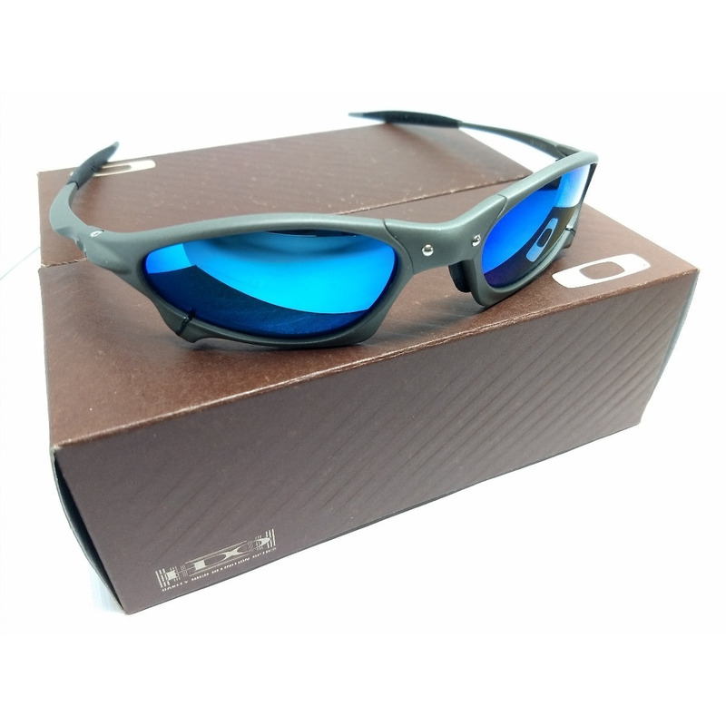 5a1d6222c Óculos Oakley Juliet Penny 24k Double X Squared Madman Gold em Belo ...