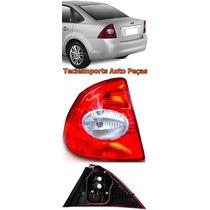 Lanterna Traseira Focus Sedan 2009 2010 2011 2012 2013 L/esq