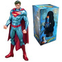 Superman Man New 52 Liga Da Justiça Crazytoys Artfx 20cm