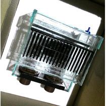 Overflow Box De Vidro - Para Aquário Com Sump 1.000 L/h
