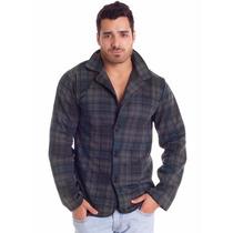 Jaqueta | Casaco | Blusa De Frio Masculina Xadrez | R234