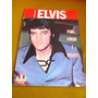 Revista Elvis Melodias Special Poster Gigante Flaming Star