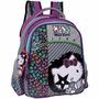 Mochila Infantil De Costas Hello Kitty Rock Banda Kiss