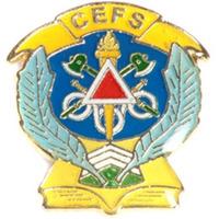 Distintivo Metal CEFS - CBMMG