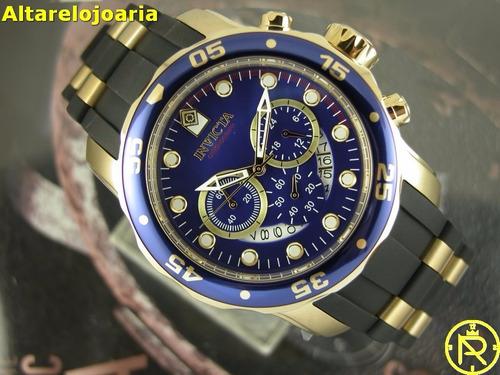 cb84eba6d58 Relógio Masculino Invicta Pro Diver 6983 Cronógrafo