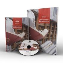 Curso Língua Portuguesa: Morfossintaxe Dvd Vídeoaula + Livro