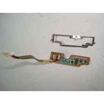 446 - Placa Leitor Biométrico Com Cabo Hp Pavilion Tx1000
