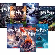 Harry Potter - Box Coleção 7 Livros - Frete Grátis