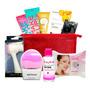 Kit Cuidados Com A Pele Oleosa Skin Care + Esponja Facial Original