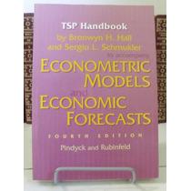 Livro - Tsp Handbook To Accompany Econometric Models And...