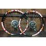 Rodas Vmaxx Aro 26 Completa Com Freio A Disco Bike Vip