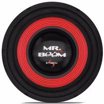 Subwoofer Sturdy Mr. Boom 15 Polegadas 300w Rms Bobina Dupla