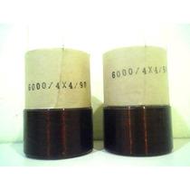 Bobina Para Alto Falante Kiker K L7 60.50/4+4/90