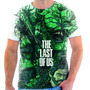 Camiseta Camisa Blusa The Last Of Us Video Game Jogo 02