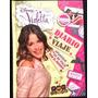 Diario De Viagem Violetta De Disney Importado Em Espanhol