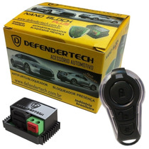 Alarme Defendertech Corta Corrente Chevrolet Gm Celta 2012