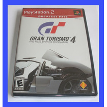 Gran Turismo 4 Ps2 Playstation Original Lacrado