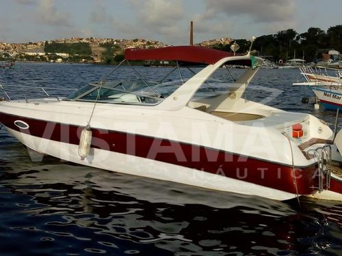 LANCHA HD 26 EVINRUDE 225HP
