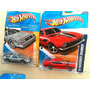 Lote Hotwheels Delorean Back To The Future/ford Maverick Gt