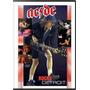 Ac Dc Rocks Detroit - Novo Lacrado Original