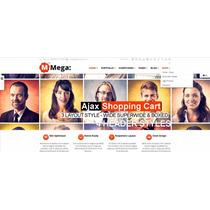 Template Site Html Para Portfólio, Designers, Agências