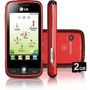 Lg Cookie Gs290 Lacrado Antena Rural 2mp Mp3 16gb Redesocial