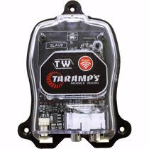 Transmissor Sinal Taramps Wireless Tw Slave Som Carro Auto