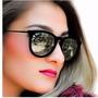 Oculos De Sol Rayban Feminino Erika Valvet Veludo Promoçao