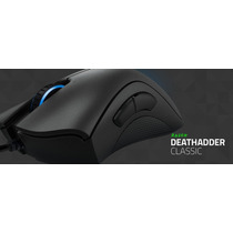 Razer Deathadder Blue Classic 2013 Garantia 2 Anos 6400dpi