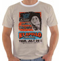 Camiseta James Brown - Mr Dinamite - Funk - Soul - R&b