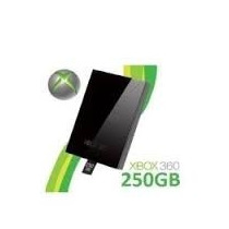Hd 250gb P/ Xbox 360 Slim Novo Pronta Entrega